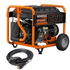electric start emergency backup generators generac generators