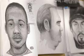 sketchy work nypd sketch artists nab bad guys ny daily news