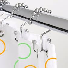 Dual Shower Curtain Hooks Curtain Archives U2014 The Homy Design