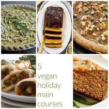 what do you eat if you don t turkey 5 courses to