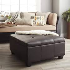 Microsuede Storage Ottoman Microfiber Ottomans Storage Ottomans For Less Overstock