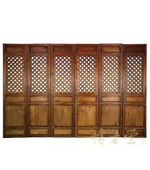 6 panel room divider oriental room dividers antique 6 ft tall faux leather antique