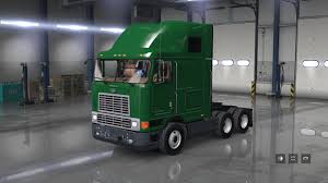 volvo cabover trucks international 9800i cabover for ats v1 5 mod american truck