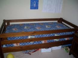 Bunk Bed Side Rails Bed Guard Rail White Bed