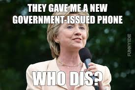 Hillary Clinton Cell Phone Meme - funny or die on twitter hillary clinton shows her funny side