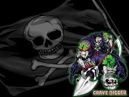 monster trucks grave digger bad to the bone grave digger monster truck wallpaper full hd 1080p best hd grave