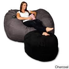 Joe Boxer Chair Big Joe Flip Lounger Bean Bag Multiple Colors Walmart Com