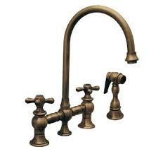 antique brass kitchen faucets breathtaking antique brass kitchen faucet vintage iii bridge