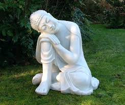 to buy garden ornaments exhort me