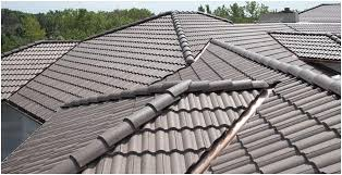 Cement Tile Roof Tile Roofing Services Contractors Rockford Belvidere