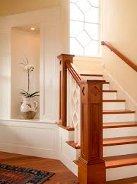 Banister Caps Newel Post Cap Houzz
