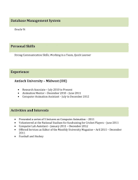 My Resume Template My Resume Template Saneme