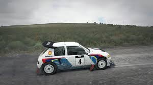 peugeot 205 group b peugeot 205 t16 evo 2 1986 kankkunen racedepartment