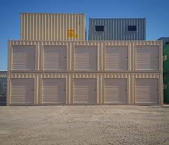 customer storage containers modified shipping containers