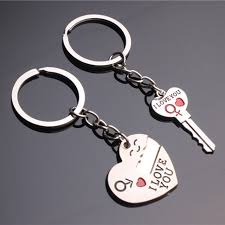 key to my heart gifts 1 pair key to my heart keychain wedding favors and gifts wedding