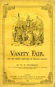 Vanity Fair William Thackeray File Vanity Fair 11 Cover Jpg Wikimedia Commons