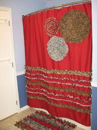bathroom navy shower curtain designer shower curtains elegant