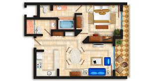 in suite floor plans luxurious cabo san lucas suites playa grande resort grand spa