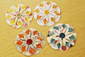 cara membuat bunga dengan kertas hias bunga kertas berbagi indonesia