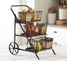 Apple Barn Spoon Kitchen Astonishing Fruit Stand For Kitchen Tiered Fruit Stand