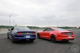 mustang gt curb weight ford mustang shootout ecoboost vs gt is it for a domestic