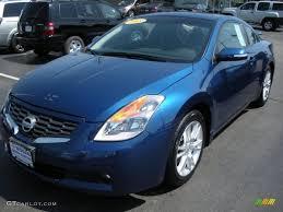 nissan altima qx3 paint 2008 azure blue metallic nissan altima 3 5 se coupe 30616507
