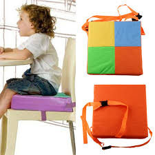 baby kids chair booster cushion toddler highchair seat pad high