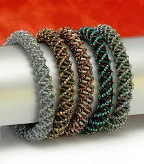 bangle beaded bracelet images 93 best beaded bangles images tutorials beaded jpg