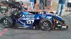 formula 4 engine uta racing formula sae f13 car starting up u0026 revving it u0027s