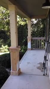 Split Level Front Porch Designs by Best 20 Front Porch Columns Ideas On Pinterest Front Porch