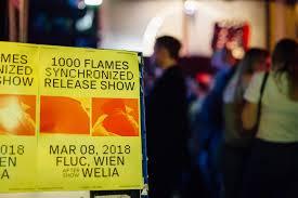 1000 photo album 1000 flames album release live gig in vienna blankton recordings