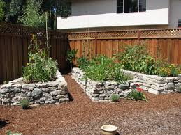 Rock Garden Beds Raised Garden Beds Block Rock Materials Theo S Great