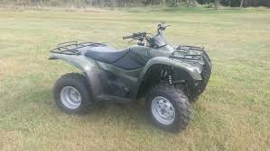 honda fourtrax rancher 4x4 trx420fm motorcycles for sale
