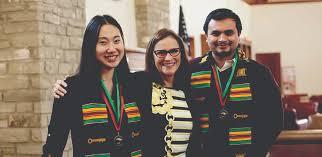 kente stole kente stole ceremony multicultural organization bryn athyn college