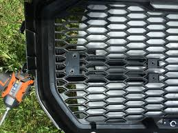 Ford Raptor Options - grill options raptor style grill page 93 ford f150 forum