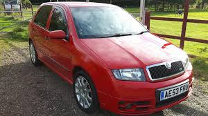used 2003 skoda fabia vrs for sale in west midlands pistonheads