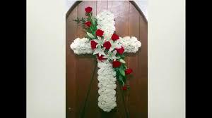 Flowers In Denton - denton tx funeral crosses funeral flowers 940 382 2561 youtube