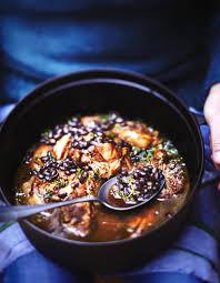 cuisine chilienne recettes chili black beans à l agneau pour 6 personnes recettes à table