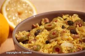 cuisine salade de riz salade de riz safrané au thon les meilleures recettes de cuisine
