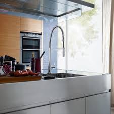 axor citterio kitchen faucet axor 39840 citterio semi pro kitchen faucet qualitybath