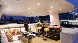 horizon yachts fd85 interior design let u0027s take a look new yacht