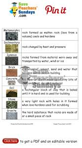 21 best year 3 rocks lesson plans worksheets and teaching