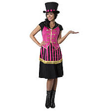 Womens Ringmaster Halloween Costume Women U0027s Halloween Costumes Kmart