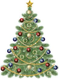 free clip art christmas trees clipart