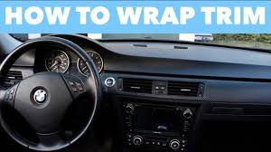 How Much To Paint Interior Trim How To Wrap Interior Trim Easy Diy Youtube