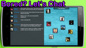 chat random android apps on google play