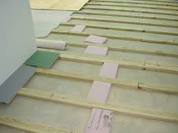 how to install a plywood shop floor the wood whisperer