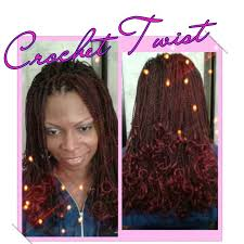 senegalese pre twisted hair crochet senegalese twist finished look youtube