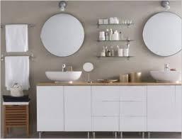 meuble cuisine pour salle de bain 10 salles de bains contemporaines salle de bain blanche lavabo et