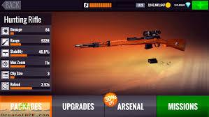 apk hack sniper 3d assassin mod apk free